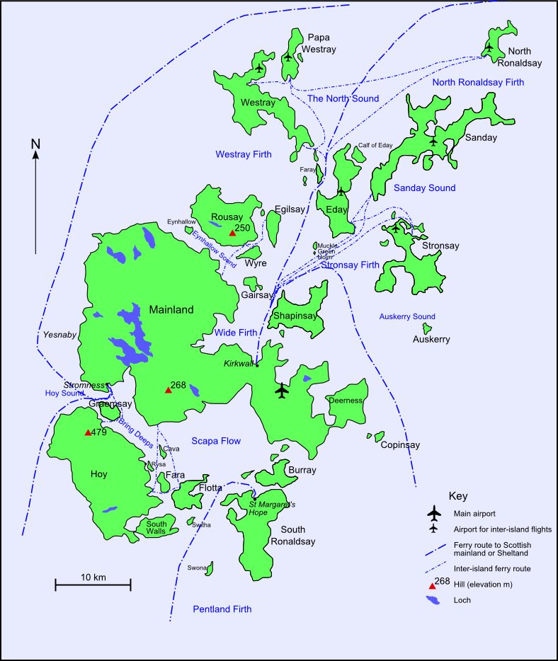 Orkney_Map